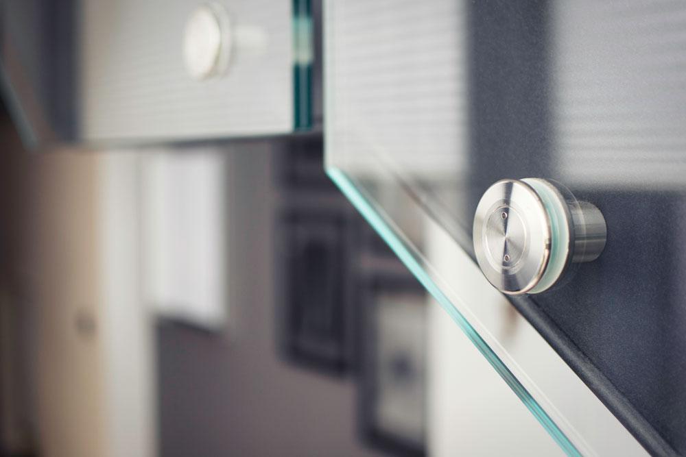 Scala- particolare vetro - Gori